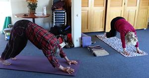 Rise & Shine Yoga Class